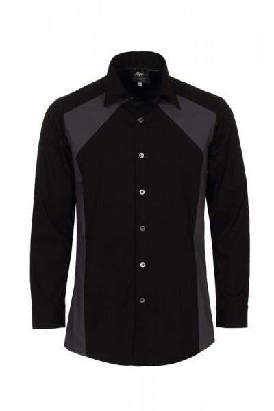 Herrenhemd Francesco_Black Beauty