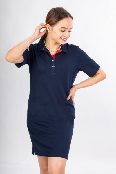 Polo dress Pacifika_Navy Edition